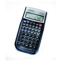 Vědecká kalkulačka CITIZEN SR-270N, 236 funkcí, černá