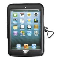 Voděodolné pouzdro Interphone pro Apple iPad Mini/iPad Mini 2, úchyt na řídítka, černé