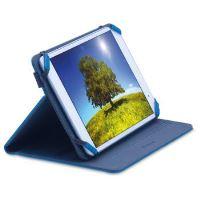 "Univerzální pouzdro CellularLine Vision pro tablety s úhlopříčkou od 7"" do 8"", modré"