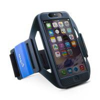 BONE sportovní pouzdro pro iPhone 6/6S Plus Blue