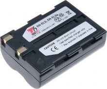 Baterie T6 power Nikon EN-EL3, 1500mAh, černá