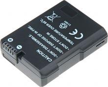 Baterie T6 power Nikon EN-EL14, 950mAh, černá