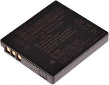 Baterie T6 power Panasonic DMW-BCE10, CGA-S008, 750mAh, černá