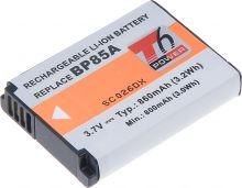 Baterie T6 power Samsung BP85A, 860mAh, černá