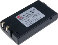 Baterie T6 power Canon BP-711, BP-714, Ni-MH, 2100mAh, černá