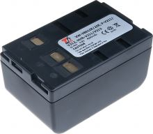 Baterie T6 power Panasonic HHR-V211/V212, Ni-MH, 4200mAh, černá