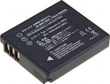 Baterie T6 power Samsung IA-BH125C, CGA-S005, D-Li106, DB-60, DB-65, DMW-BCC12, NP-70, 1320mAh