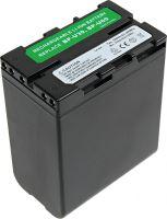Baterie T6 power Sony BP-U90, 5800mAh, černá