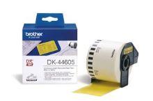 DK-44605 (žlutá papírová role, 62mm)