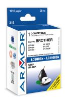 Armor ink-jet pro Brother DCP 145, (LC980/1100BK)