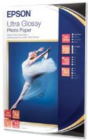 EPSON Ultra Glossy Photo Paper A4, 300g/m2, 15 listů