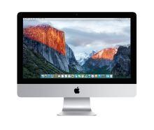 "APPLE iMac 21.5"" quad-core i5 2.8GHz/8GB/256GB Flash Drive/Intel Iris Pro Graphics 6200/OS X - USB klávesnice CZ"