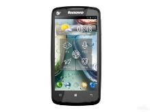 Mobilní telefon Lenovo A630 CZ, černá