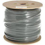 EuroLan Comfort SSTP kabel drát Cat7, LSOH, 23AWG, 305m