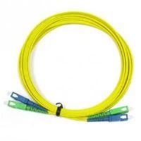 Optický patch kabel SC/APC-SC/APC optický patch cord 09/125 2m