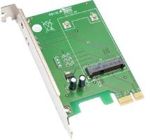 MikroTik RouterBOARD IAMP1E / RB11E miniPCI-express to PCI-express adapter
