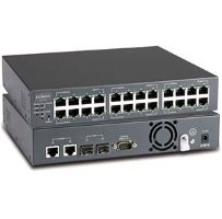 Edimax 24x 10/100 RJ45 + 2x Gigabit Combo (RJ45/SFP) port Managed Switch, SNMP