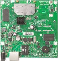 MikroTik RouterBOARD RB911G-2HPnD, 802.11b/g/n, RouterOS L3, 2xMMCX