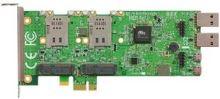 MikroTik RouterBOARD RB14eU PCI-Express 4x slot miniPCIe-PCIe adapter s USB