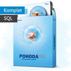 POHODA Komplet NET3 2017 SQL