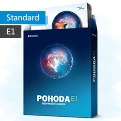 POHODA Standard NET5 2017 E1