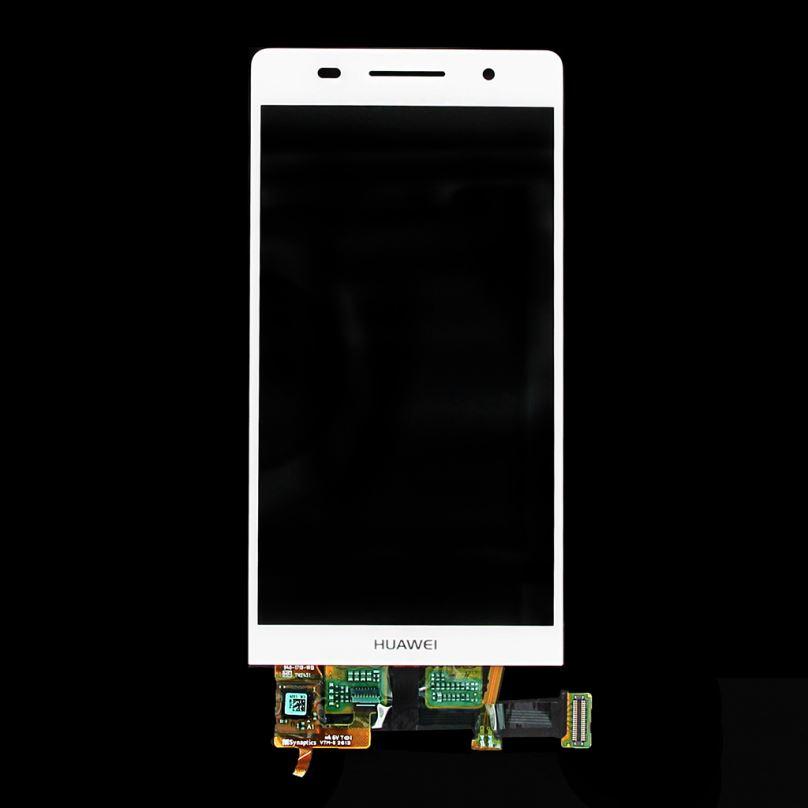 Huawei Ascend P6 LCD Display + Dotyková Deska White