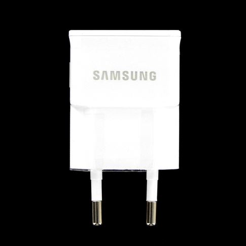 Cestovní dobíječ Samsung ETA0U83EWE USB White (Bulk) 1A