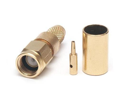 Konektor RSMA male na H155/RF240 krimpl.