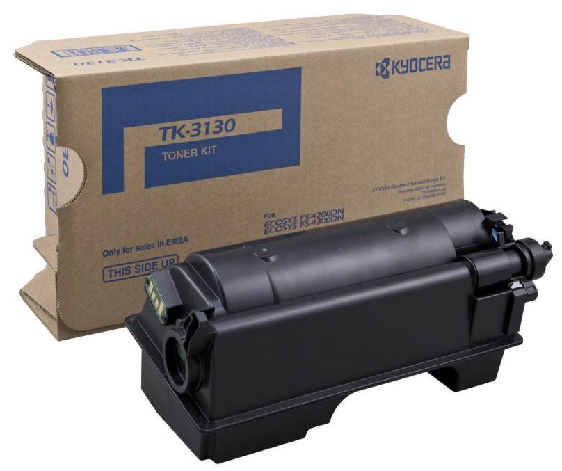 Kyocera toner TK-3130/ FS-4200DN/ FS-4300DN/ 25 000 stran/ Černý