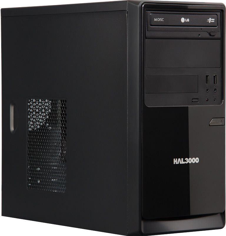 HAL3000 EasyNet W10/ Intel J1900/ 2GB/120GB/ DVD/ W10