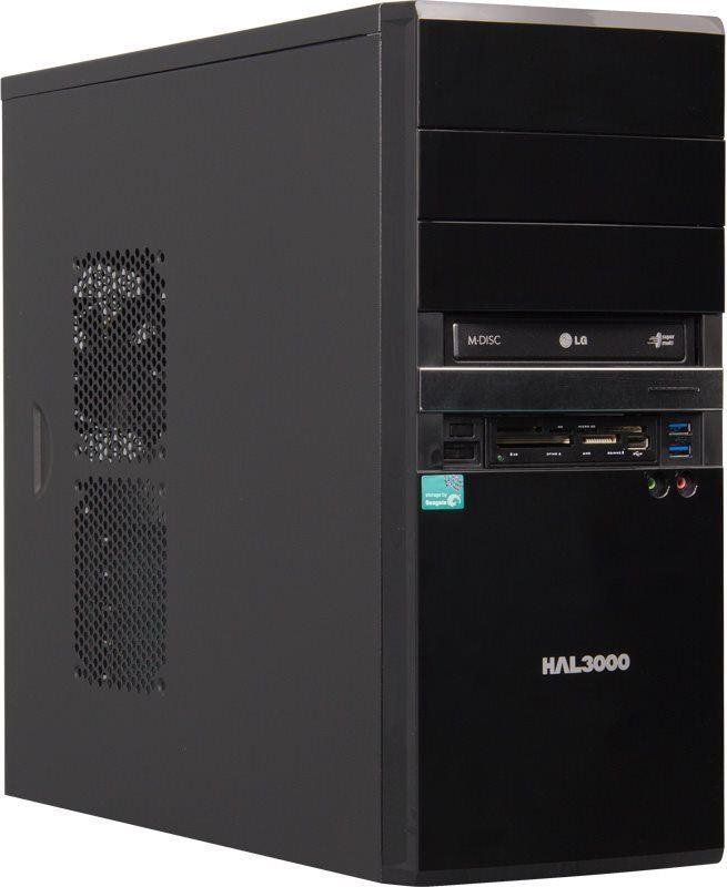 HAL3000 EliteNet W10/ AMD A8-7600/ 4GB/ 1TB/ Radeon R7/ DVD/ W10