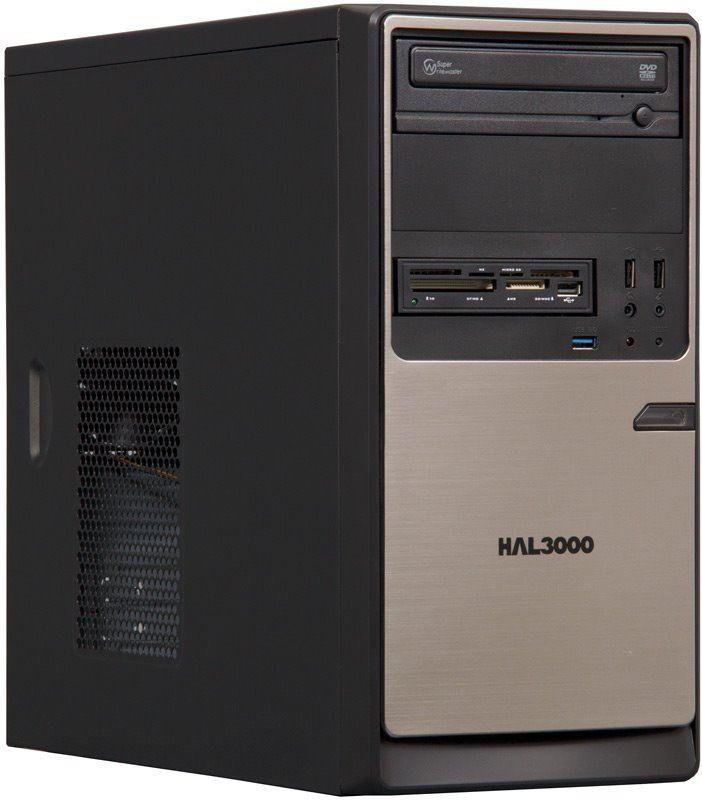 HAL3000 aBronze / AMD A4-3400 / 2GB / 500GB / ATI 6410D / W7H