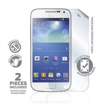 Prémiová ochranná fólie displeje CELLY pro Samsung Galaxy S4 Mini, lesklá, 2ks