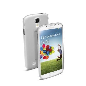 Extratenký zadní kryt CellularLine Fine pro Samsung Galaxy S4, bezbarvý