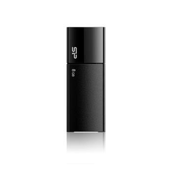 USB flash disk Silicon Power Ultima U05, 8GB, USB 2.0, černý