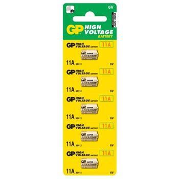 GP 11A, knoflíková baterie kompatibilní s MN11