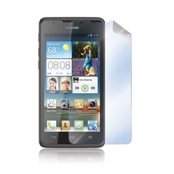 Prémiová ochranná fólie displeje CELLY pro Huawei Ascend Y530, lesklá, 2ks