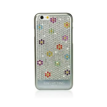 Zadní kryt Bling My Thing Vogue Moonlight Flower Field pro Apple iPhone 6/6S, MADE WITH SWAROVSKI® ELEMENTS