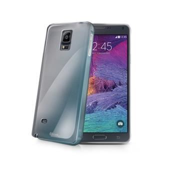 TPU pouzdro CELLY Gelskin pro Samsung Galaxy Note 4, bezbarvé