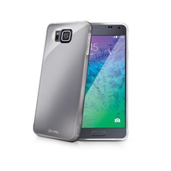 TPU pouzdro CELLY Gelskin pro Samsung Galaxy Alpha, bezbarvé