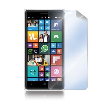 Prémiová ochranná fólie displeje CELLY pro Nokia Lumia 830, lesklá, 2ks