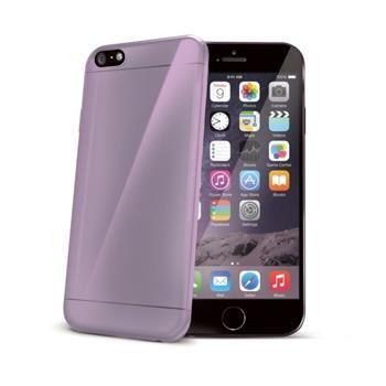 TPU pouzdro CELLY Ultrathin pro Apple iPhone 6 Plus / 6S Plus, fialové