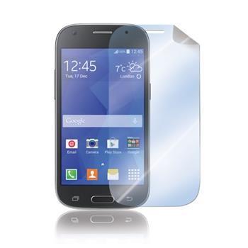 Prémiová ochranná fólie displeje CELLY pro Samsung Galaxy Ace Style, LTE, lesklá, 2ks