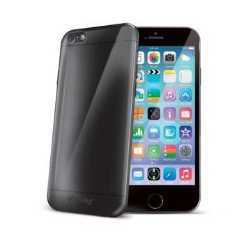TPU pouzdro CELLY Gelskin pro Apple iPhone 6/6S, černé