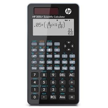 Vědecká kalkulačka HP SmartCalc 300S+, graficky displej