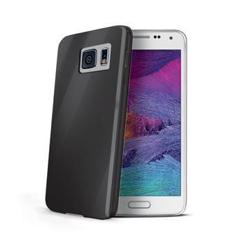 TPU pouzdro CELLY Gelskin pro Samsung Galaxy S6, černé