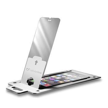 Ochranné tvrzené sklo s aplikátorem CellularLine Glass EASY FIX pro Apple iPhone 6