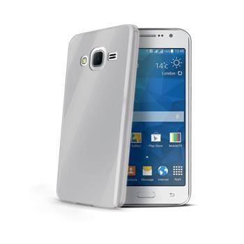 TPU pouzdro CELLY Gelskin pro Samsung Galaxy Grand Prime, bezbarvé