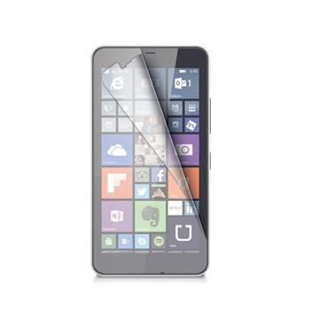Prémiová ochranná fólie displeje CELLY pro Microsoft Lumia 640 XL / 640 XL Dual SIM, lesklá, 2ks