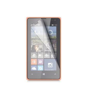 Prémiová ochranná fólie displeje CELLY Perfetto pro Microsoft Lumia 532, lesklá, 2ks